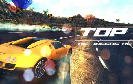 Top 10 de juegos de carros