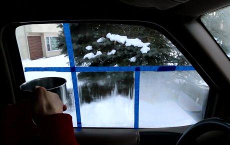 Evita que se empañen los vidrios de tu carro